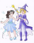 _jellyfish_ princess +magician by Arwen-chan