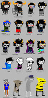 Homestuck According To My Dad by Mudfire4