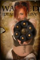 Wanted Dead or Alive by pendragon93