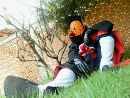 Tobi cosplay by Guilcosplay
