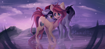 :C: Only if togehter by HamaTTe