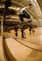 P-Rod - Nollie bs 180 heelflip by Obscurity-Doll