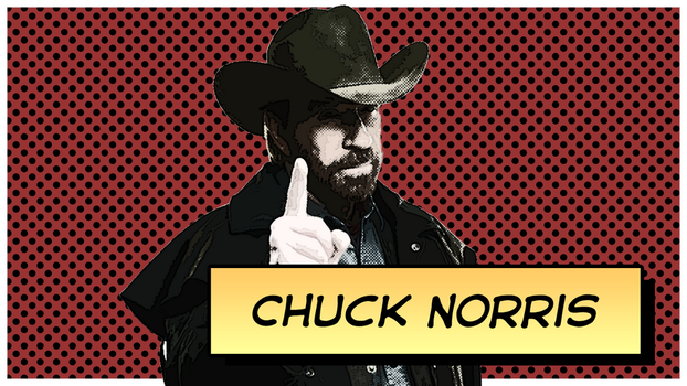 Cuck Norris Comic Panel by lordmogul