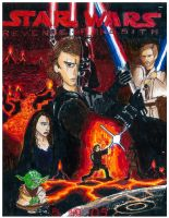Star Wars III Revenge of the Sith first pic by simpsonsquire