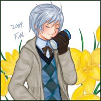 TOA: Winter completed by fiomama