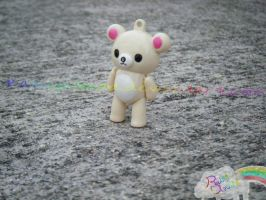One Simple Pink Bear by RainyCloudd