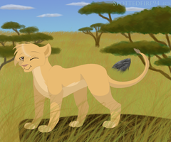 Serengeti by Spottedfire94