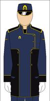 Systems Alliance service uniform by Tounushi