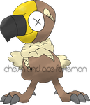 016 Birdolly by CheshandAcefakemon
