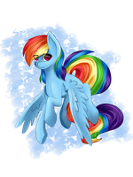 Rainbow Dash by The---Sound