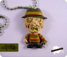 FIMO - Freddy Kreuger by buzhandmade