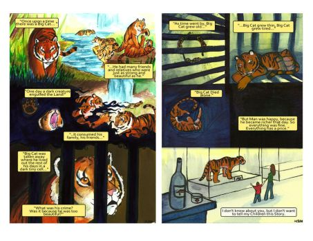 Year of the Tiger by arrowroot