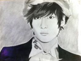 Eunhyuk by Sashinee