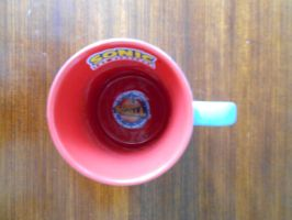 Sonic Spinball Mug (Picture 3) by BoomSonic514