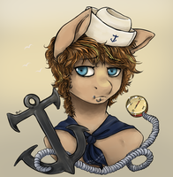 Seamen by HulaHoopLAL