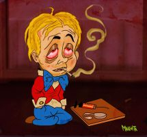 Richie Rich  Junky or Dopey Dope by Makinita