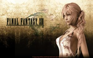 Serah Farron FAN WALLPAPER by kaoyon