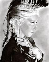 Christina Aguilera.. by BLena