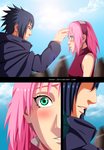 Naruto 699 - Thank You by Uendy