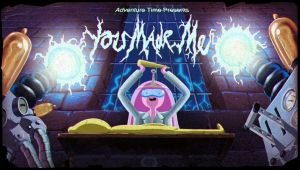 You Made Me Title Card! *i didnt draw this* by adventuretimegurl123