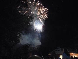 Fireworks from the August 20 from Hungary (Szeged) by MrNorbert1994