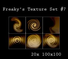 Freakys Texture Set No7 by freaky-x