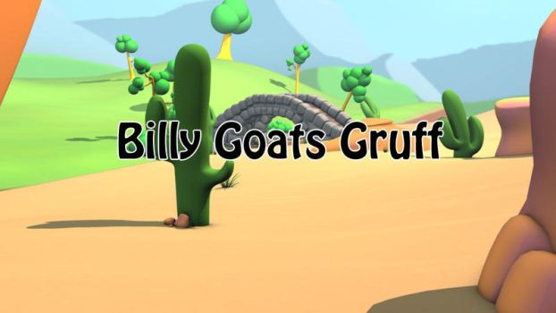 Billy Goats Gruff by yoroba