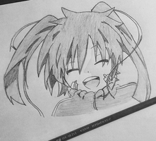 Another Drawing :D by DrawingsofAnime