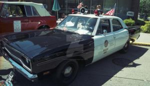 Restored LAPD Car by focallength