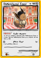 Sophisticated Eevee by Namath1968