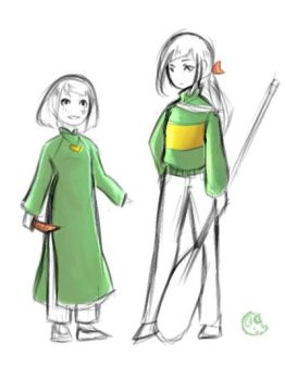 [APH][UT] Green by mika4eyed
