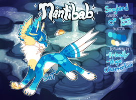 [Mantibab Ref] Songbird by Sweet-n-treat