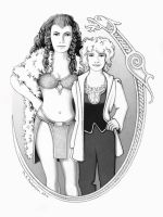 What if Thorin and Bilbo were Female by SilverTop