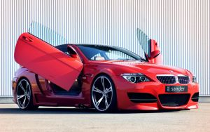 BMW M6 by 46sanduhr