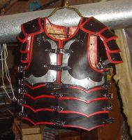 Umberferr Family Armor by SteamViking