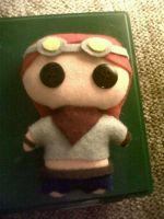 Yogscast Zoey doll by azay04