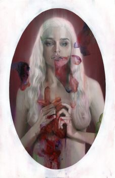 Daenerys by theirison