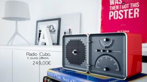 RADIO CUBO by masin