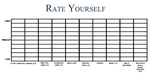 Blank Rate Yourself Bandwagon by WeWillWeWill