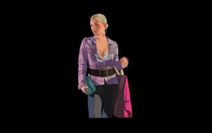 GTA-IV - Gracie by GTA-IVplayer