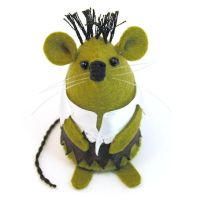 Hulk Mouse by The-House-of-Mouse