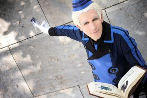 Persona 3: Theodore Cosplay by Videros