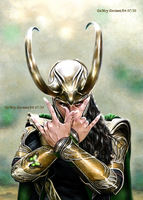 Loki - There Are No Men Like Me XVII Version II by AdmiralDeMoy