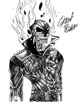 Ghost rider original by Heidelmeier17