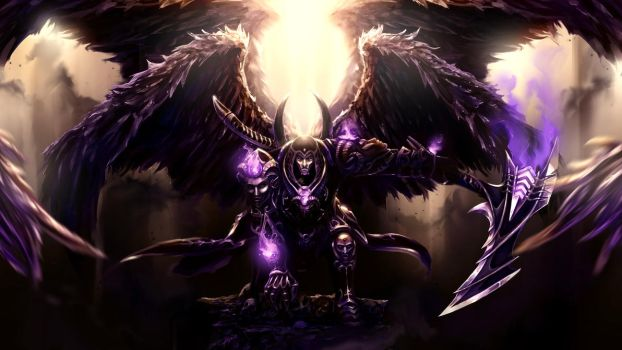 Thanatos -- Smite by KalaSketch