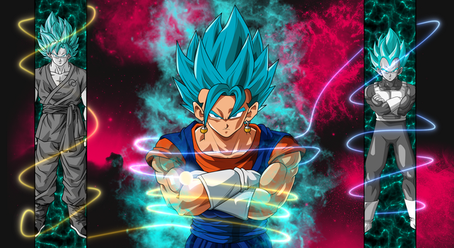 Vegetto by danearian