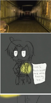 Romano plays AMNESIA: THE DARK DESCENT by edwardsuoh13