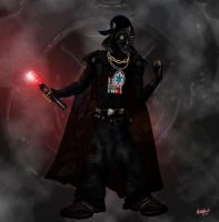 Vader Hater by Spot80