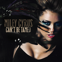 Can't Be Tamed CD Cover v2 by mikeygraphics