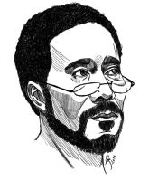 Lester Freamon by Lyco-sidae